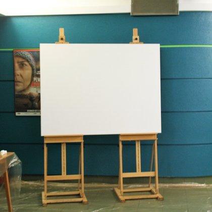 Wspólne malowanie obrazu